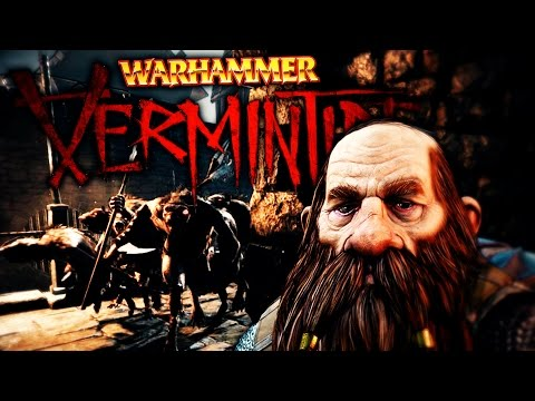 ATTACK OF THE RAT-MEN | Warhammer: End Times - Vermintide Funny Moments (Gameplay Montage) |