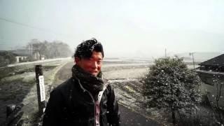 佐藤佑哉さん〜人力車で雪の湯布院〜