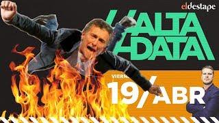 Los 10 grandes fracasos de Macri   #AltaData, todo lo que pasa en un toque