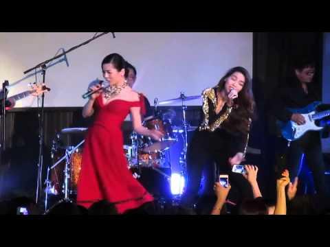 Song Ca Le Quyen Va Ho Ngoc Ha live in Vancouver