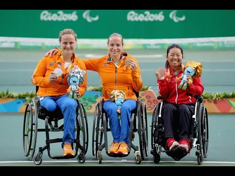 Wheelchair Tennis | Netherlands v Netherlands Women's Singles Gold Medal | Rio 2016 Paralympic Games