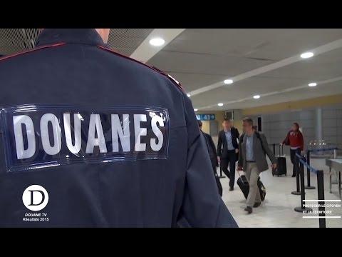 La douane française