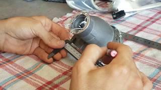 Ford Fiesta Bi-xenon Mercek Değişimi  // Ford Fiesta Bi-xenon projector installation.