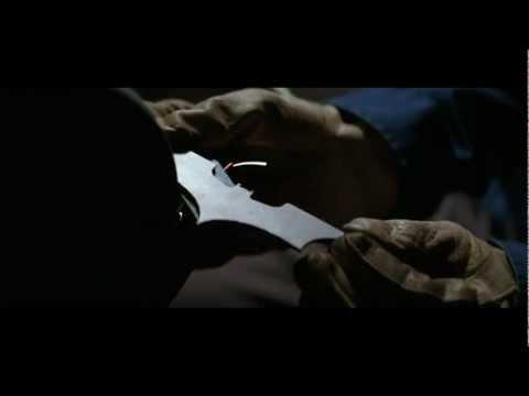 Batman Begins - Perchè i pipistrelli,Sig. Wayne ?