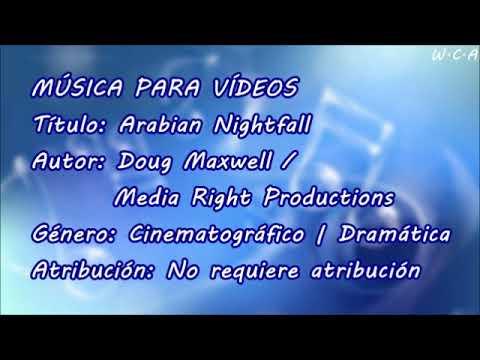 Arabian Nightfall - Doug Maxwell / Media Right Productions