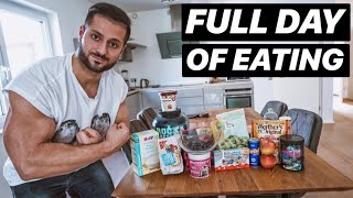 So isst ein 100kg Pro Natural Bodybuilder | Full Day Of Eating