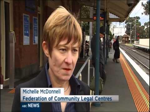 "ABC Victoria 7pm News ""Station Lock-Up"", June 2013"