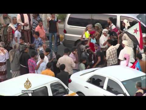 Drone strikes 'al-Qaeda stronghold' in Yemen