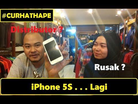 #CURHATHAPE KERUSAKAN PADA IPHONE 5S, PARAH GARANSI DISTRIBUTOR (WIKI GADGET)