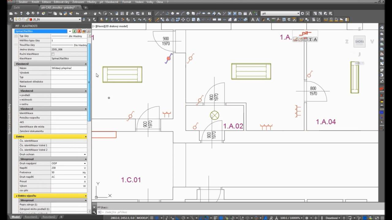 pit CAD Elektro - YouTube