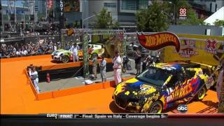 2012 X-Games Hot Wheels Double Dare Loop