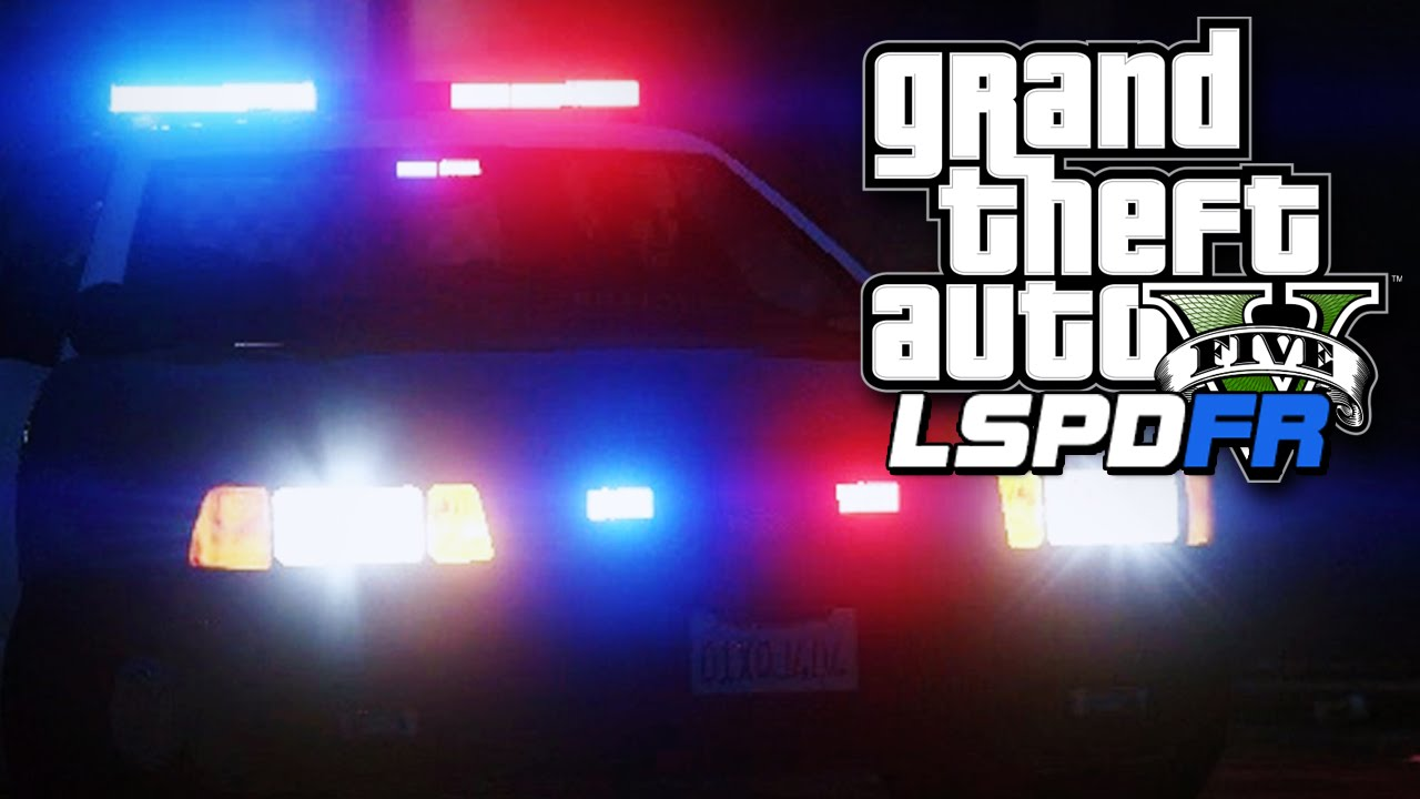 GTA 5 LSPDFR SP #1 - Let's do this!