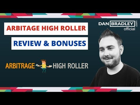 Arbitrage High Roller Review 🚀 Honest Review & Best Bonuses 🎁