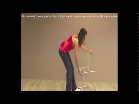 exercice fitness travailler ses bras affiner ses bras youtube. Black Bedroom Furniture Sets. Home Design Ideas