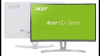 монитор Acer ED322Qwmidx