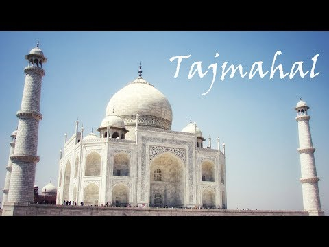 Taj Mahal - the jewel of Muslim art in India | National Heritage | New7Wonders of the World