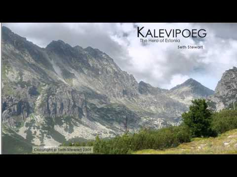 Kalevipoeg: The Hero of Estonia