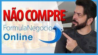 NÃO COMPRE Formula Negocio Online - FNO | Alex Vargas