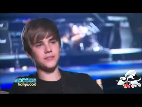 Justin Bieber admits he is Gay Live on TV Show - Justin Bieber Gay Here is Proof