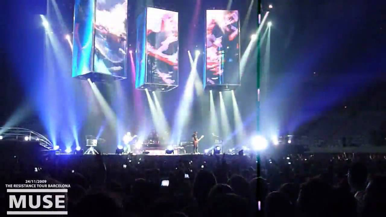 Muse Tour Playlist