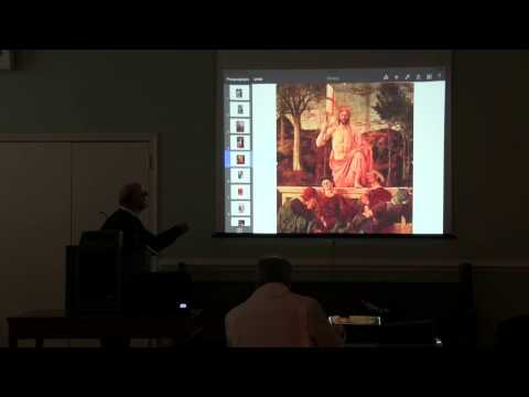 The Rev. James Hutton - The Images of Jesus Across Time, A Short Look Through Art: