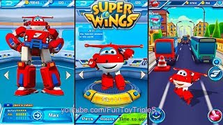 Super Wings : Jett Run #6 Osaka | Japan
