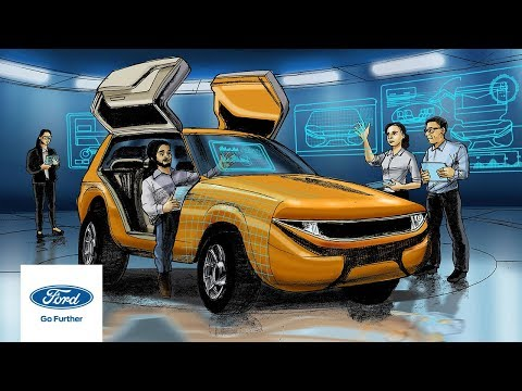 100 Jobs of the Future | Ford Australia