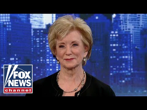 Linda McMahon defends Trump\'s economic agenda, record