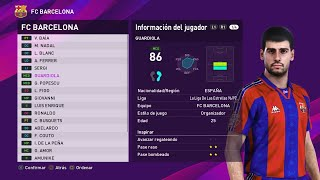 PES 2020 Equipos Clasicos (LaLiga 96/97) OPTION FILE para PS4 & PC GRATIS FACIL Instalacion