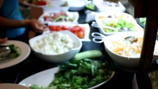 Выпуск 2: Остров Крит. Греция глазами туристов(Еда в Grecotel Club Marine palace., 2011-09-15T20:47:26.000Z)