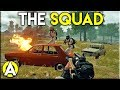THE SQUAD - PLAYERUNKNOWN'S BATTLEGROUNDS