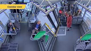 AXIS M3057-PLVE vidéo