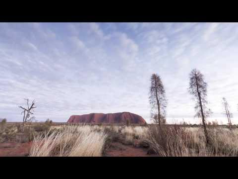 Australian Scenery and Landscape Timeplase