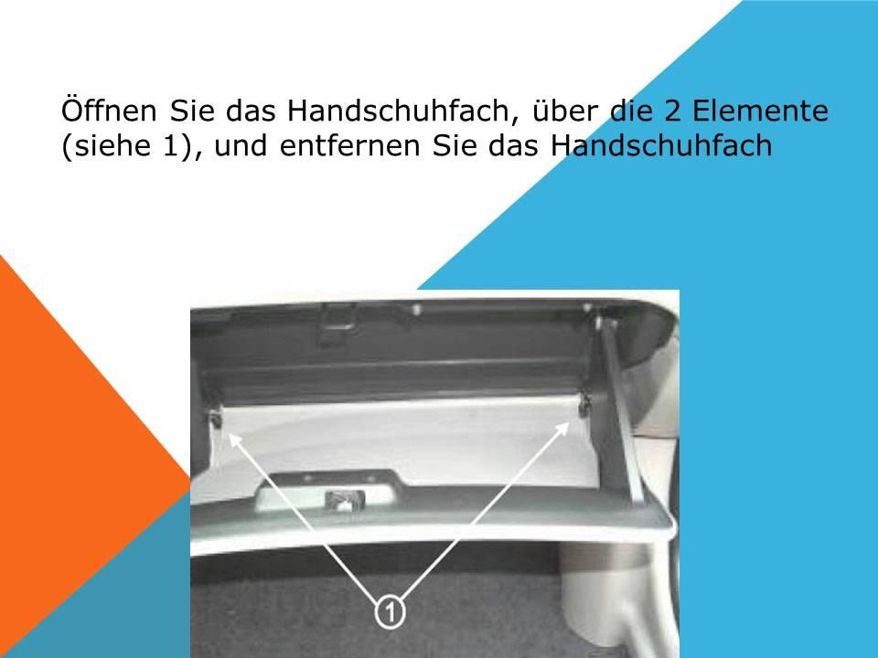 So Ersetzen Sie Den Innenraumfilter Auf Einem Auto Nissan