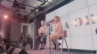 Video Rita Ora | Your Song at YouTube Space NYC download MP3, 3GP, MP4, WEBM, AVI, FLV Januari 2018