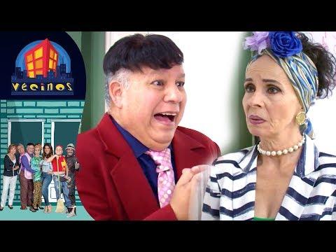 Capítulo 6: ¡Arturo se va de la casa! |  Vecinos T4 - Distrito Comedia