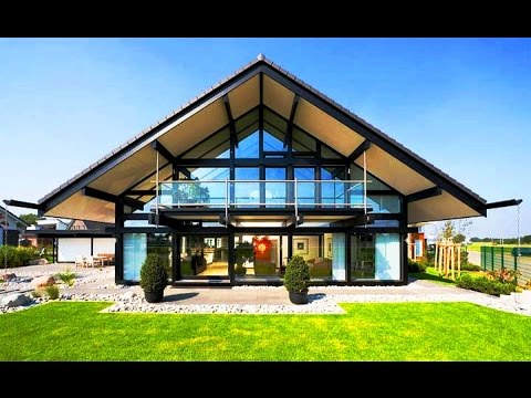 Design fahverk house youtube - Costruire una casa da soli ...