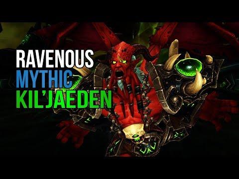 Ravenous -  Mythic Kil'jaeden