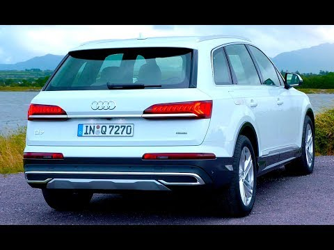 2020 Audi Q7 – Excellent Luxury SUV