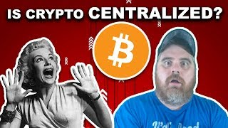 Is Crypto Centralized? | EOS Running Out of Answers?