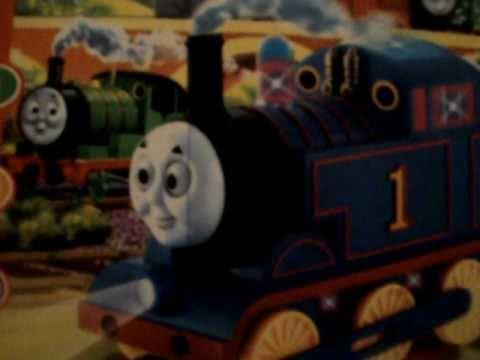 Knockoff thomas the tank engine toy youtube - Tom dixon knock off ...