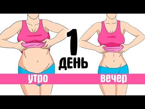 Как можно быстро похудеть и убрать живот