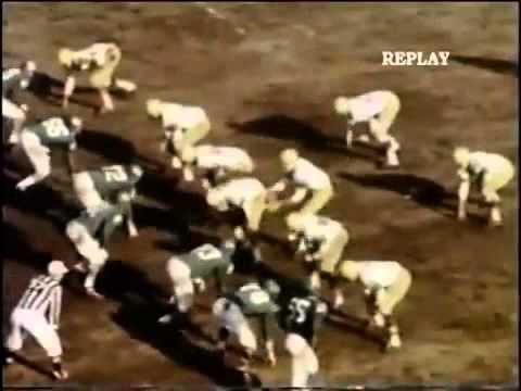1960 Championship Game   Eagles vs Greenbay Packers