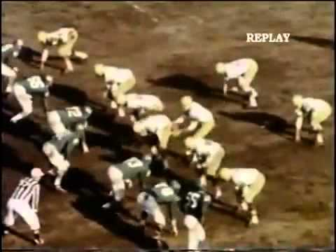 1960 Championship Game   Eagles vs Greenbay Packers