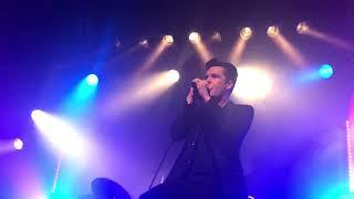 The Killers - Tyson vs Douglas / Live Music Hall, Cologne - 15 September 2017