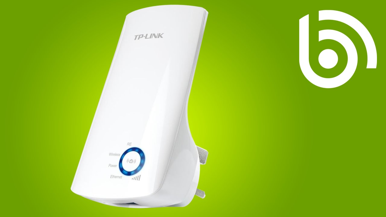 How to Set Up TP-LINK WiFi-N Wall Plug Range Extenders
