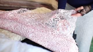 как выбрать ткань для платья. Дизайнер Нажия Галимова расскажет вам!