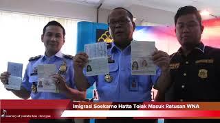 30 Hari Kinerja Kepala Imigrasi Soetta M.Tarmin Satiawan, Tolak Masuk Ratusan WNA