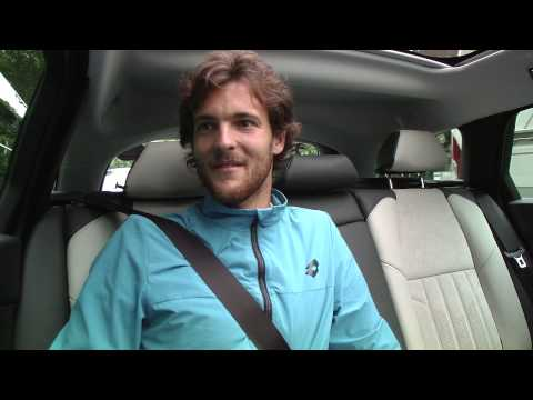 Joao Sousa in Road to Roland Garros 2015