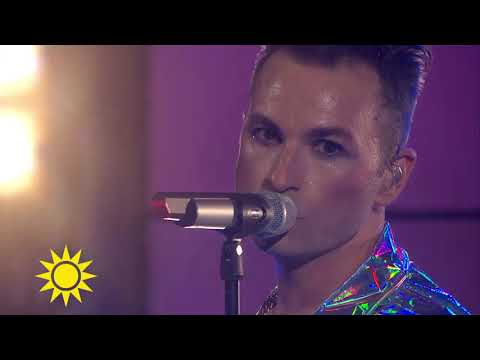 Ola Salo – I call your name - Nyhetsmorgon (TV4)